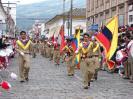 Desfile Cívico, Estudiantil y Militar