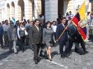 Desfile Cívico Militar 187 Años de la Batalla de Ibarra