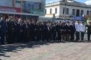 Minuto Cívico y entrega de Ofrendas, 406 años de fundación de Ibarra