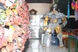 Monigotes de Fin de Año en Ibarra