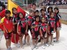 Inaguración Tercera Válida del Campeonato Nacional de Patinaje de velocidad