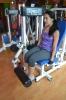 Jóvenes Ibarreños se ejercitan en el Flex gym