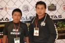 Lanzamiento del evento TFC 7 en Laguna Mall