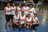 Torneo de Basquet Femenino en la EMAPA