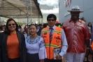 Inauguración del Servicio Integrado de Seguridad ECU911 Centro Zonal Ibarra