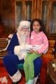 La llegada de Papá Noel a Laguna Mall