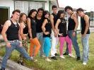 """Cierre de Campaña en la Unidad Educativa Pensionado Mixto """"Atahualpa"""" 2010"""