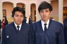Graduación del colegio Salesiano Sánchez y Cifuenes
