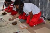 Feria en Yachay
