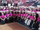 I Festival de Cheerleaders, bastoneras y danza Colegio Ibarra