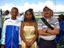 Inauguración de los Juegos Intercolegiales 2010