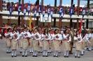 Juramento a La Bandera Colegio Ibarra