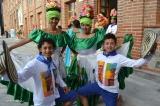 Lanzamiento de Fiestas de la Unidad Educativa La Victoria