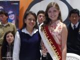 Rueda de prensa 1er Intercolegial de la Canción Juventudes Ibarra 2017