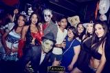 Noche de Halloween en el Tsunami Club